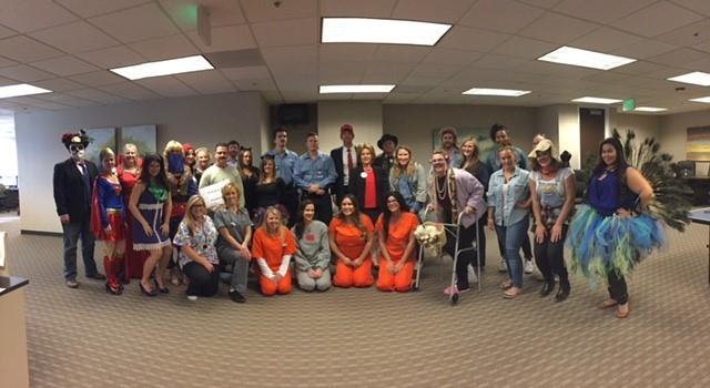 IHCL Halloween 2016 Office Halloween