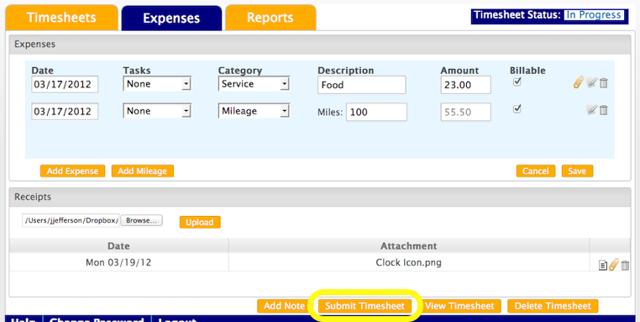 expenses 8